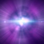 ハロウィン 紫
