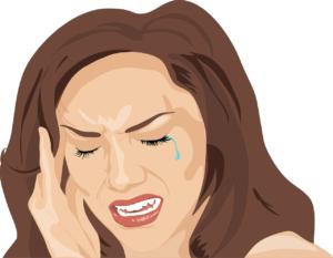 生理前と生理中に頭痛が起こる