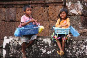 カンボジアの歴史・教育状況