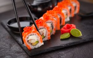 世界のおいしい食べ物の4位は日本の寿司