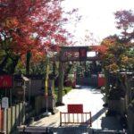 12月の京都の嵐山の渡月橋の景色・紅葉が美しい車折神社で感じたこと
