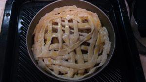 冷凍パイシートを使って簡単アップルパイを作ってみた!3