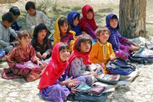 アフガニスタンの歴史・教育状況