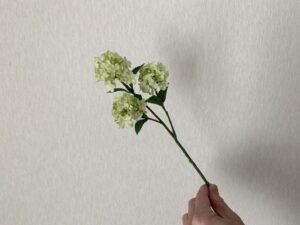 本物に見える100均の造花4