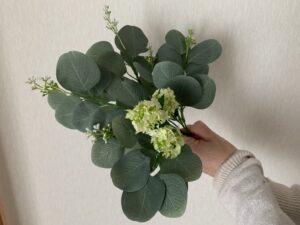 本物に見える100均の造花5